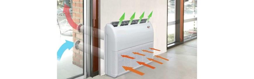 Climatizzatori e condizionatori senza unità esterna