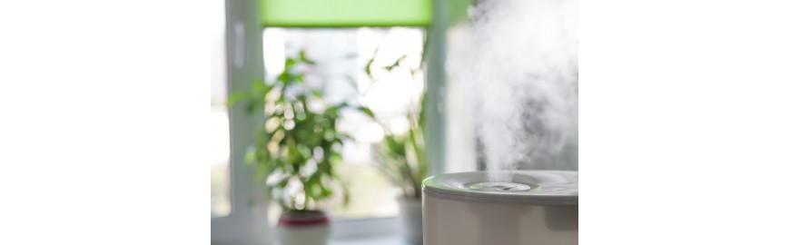 Trattamento dell'aria: purificatori, umidificatori, deumidificatori